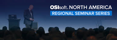 OSIsoft Montreal and Houston Seminar coming in October 2016